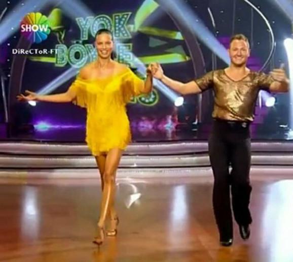 Lima kaže da je ples mnogo komplikovaniji nego što izgleda