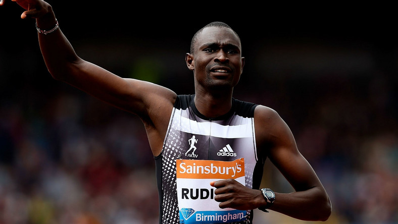 David Rudisha seeking right tuning at London meet
