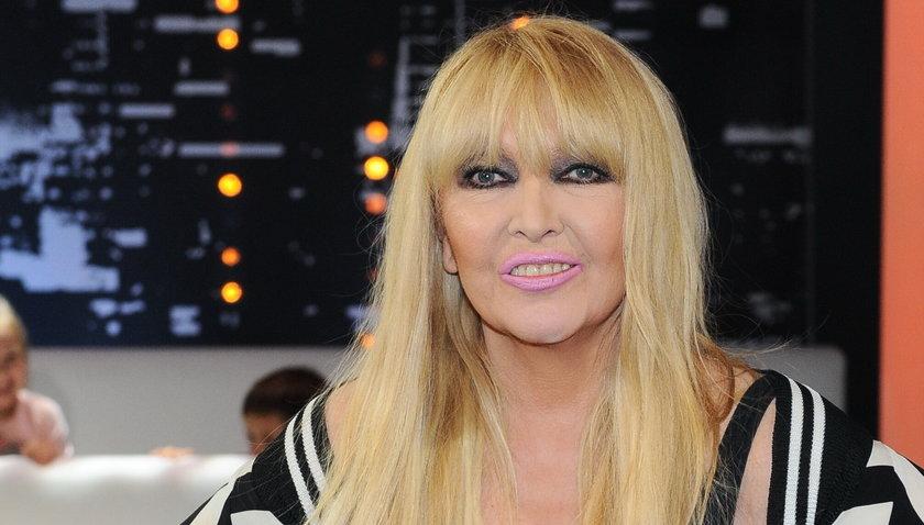 Maryla Rodowicz w 2013