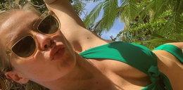 Warnke wysyła pozdrowienia z Zanzibaru. Chce przekazać Polakom trochę słońca i optymizmu. W komentarzach burza: Pani jest bezczelna