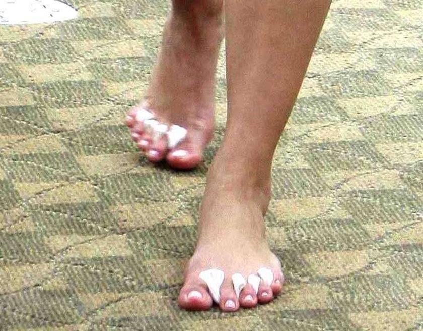 Kardashian zainwestowała w... stopy