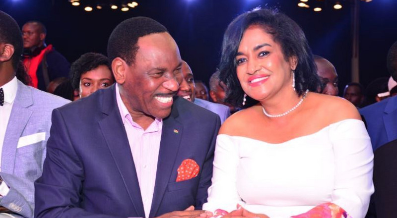 Ezekiel Mutua defends Esther Passaris after Kenyans attacked her while in hospital