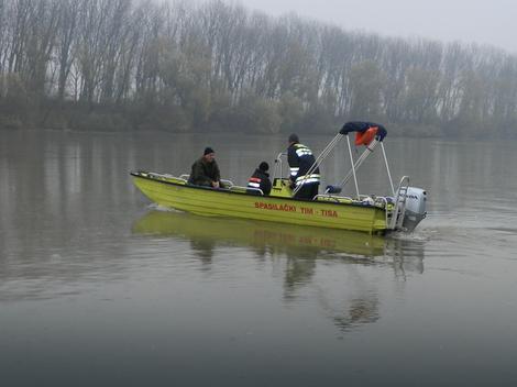 Spasilački tim će ponovo pretražiti reku