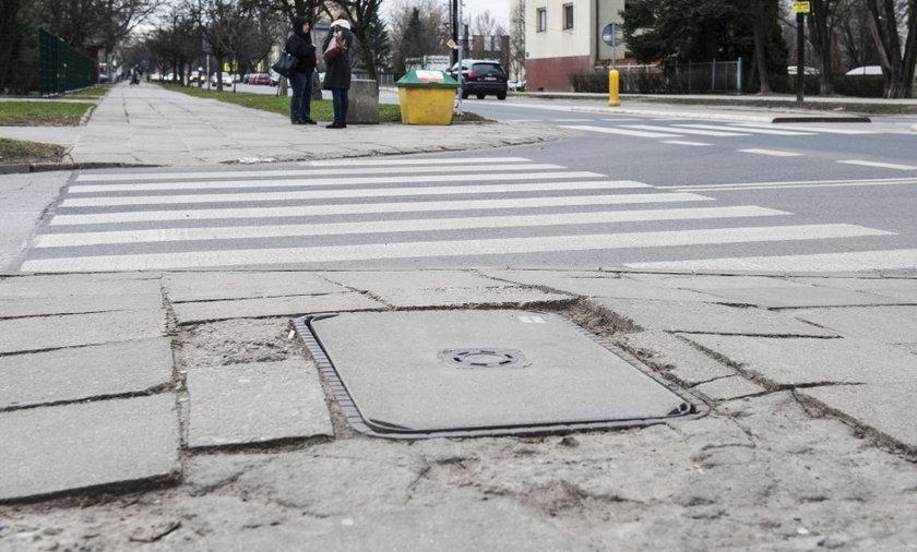 Ruszają naprawy chodników