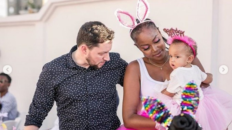 Image result for yvonne nelson breaks jamie roberts\' marriage