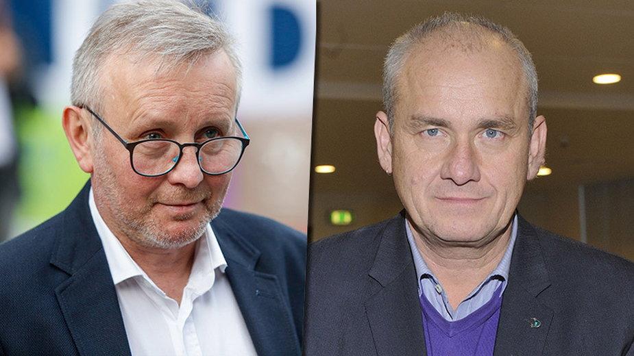 Piotr Baron i Michał Olszański (MW Media)