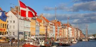 Skandynawski węzeł transportowy, który wspiera duńskie państwo