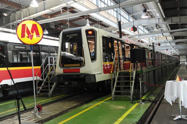 Nowe wagony metra Inspiro