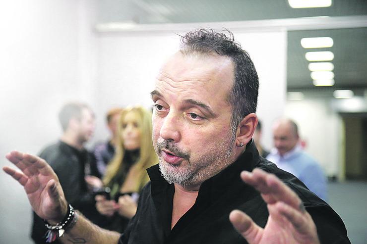 Toni Cetinski, foto Zoran Ilić