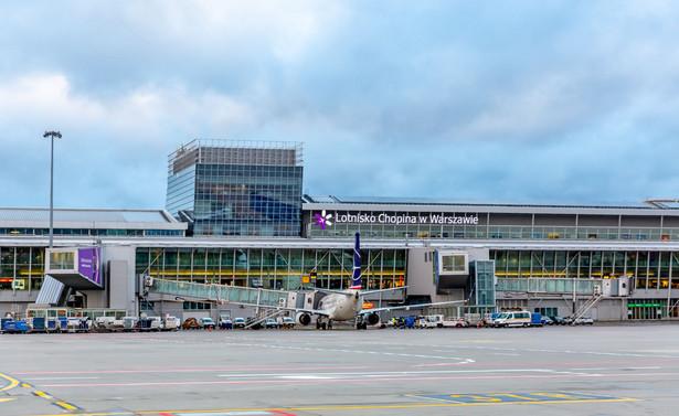 Lotnisko Chopina w Warszawie to największy port lotniczy w Polsce