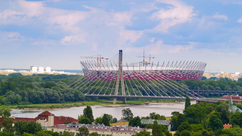 W Warszawie rozegranych zostanie pięć meczów Euro 2012