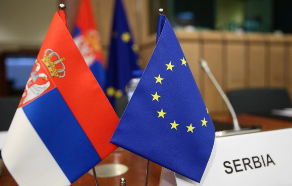 Srbija prilično sporo napreduje na evropskom putu