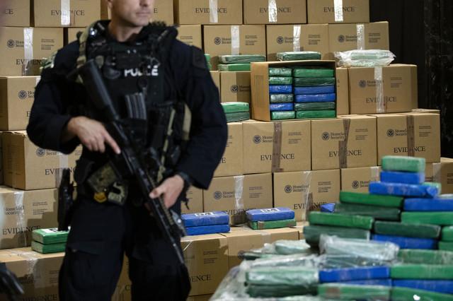Kokain zaplenjen u Filadelfiji