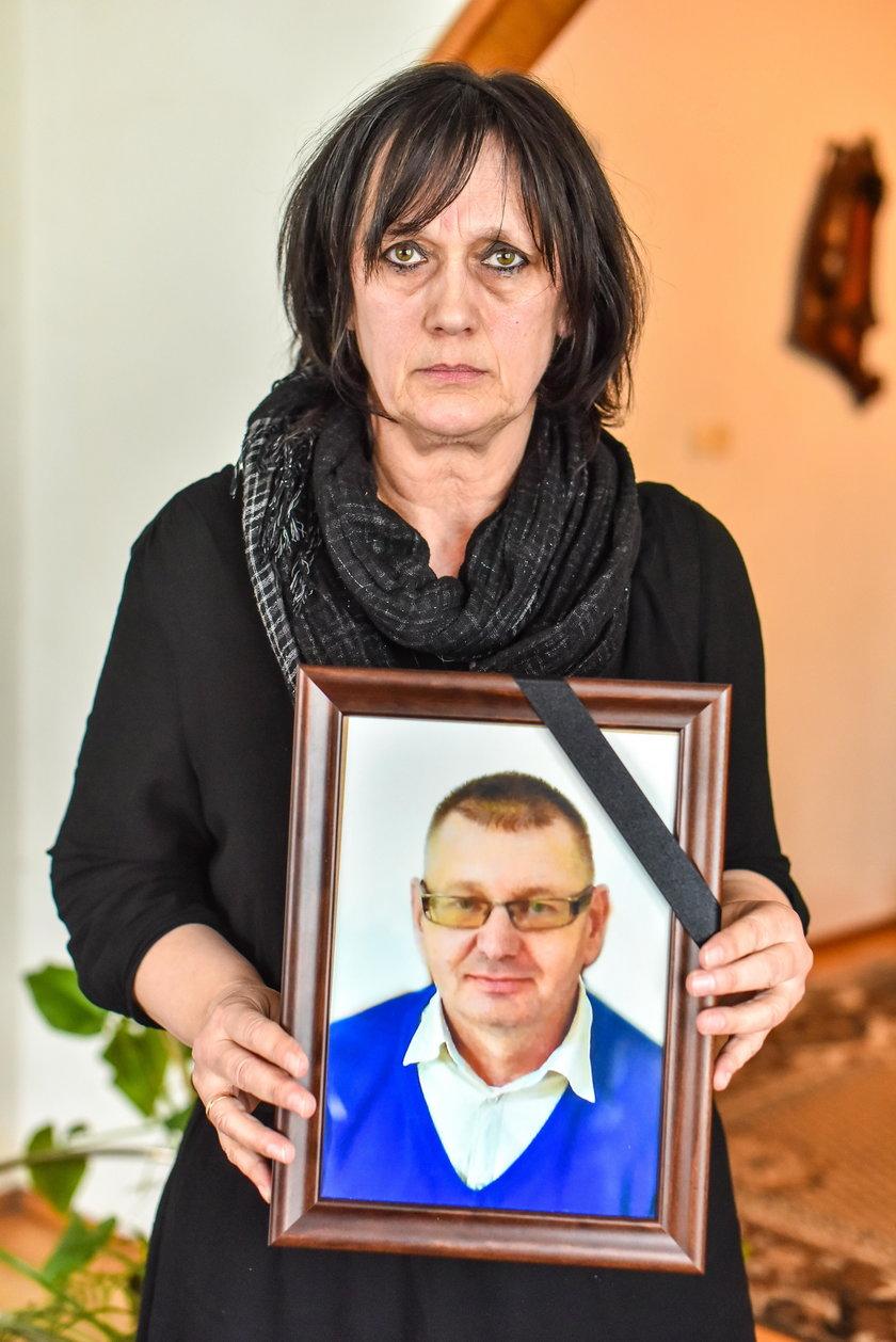 Prokuratura bada sprawę śmierci pacjenta spod Sieradza