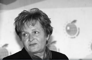 Zyta Gilowska nie żyje. Była wicepremier miała 66 lat