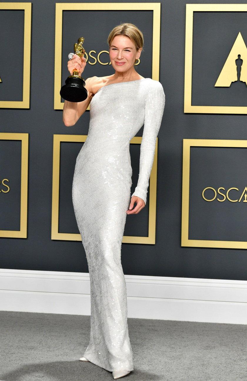 Renee Zellweger na 92. gali rozdania Oscarów
