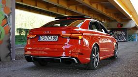 Audi RS 3 Limousine - król mocnych kompaktów   TEST