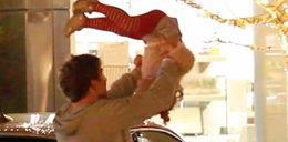 Co ten Bradley Cooper wyprawia z córką! Zrobili zdjęcia