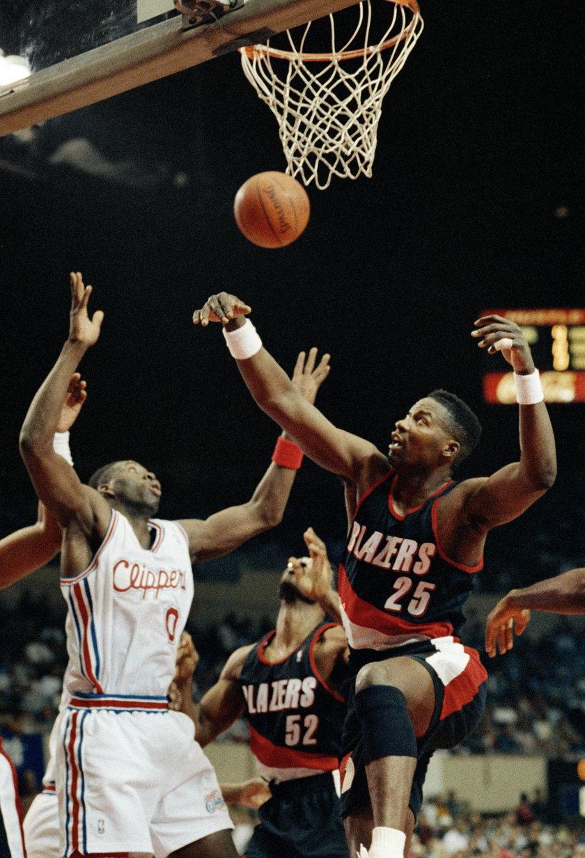 Zmarł znany koszykarz NBA - Jerome Kersey. Miał 52 lata