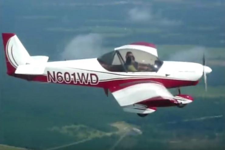 Zodijak avion, sc youtube