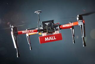 Dron pomoże wystawić mandat za smog