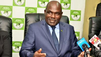 BBI copies sent to County Assemblies were from promoters of the Bill – Chebukati