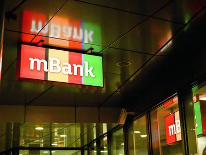 mBank w raporcie stwierdza, że w III kwartale 2017 roku przyspieszyła dynamika kredytów korporacyjnych i detalicznych