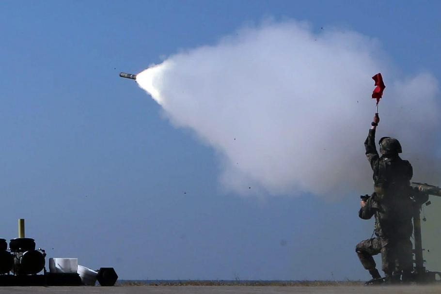 Air Force conducts Patriot missile live-fire contest