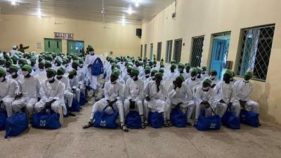 Minister says Buhari government trying to make 'repentant' Boko Haram terrorists more 'civil'