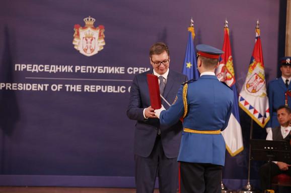 Aleksandar Vučić zahvalio se laureatima