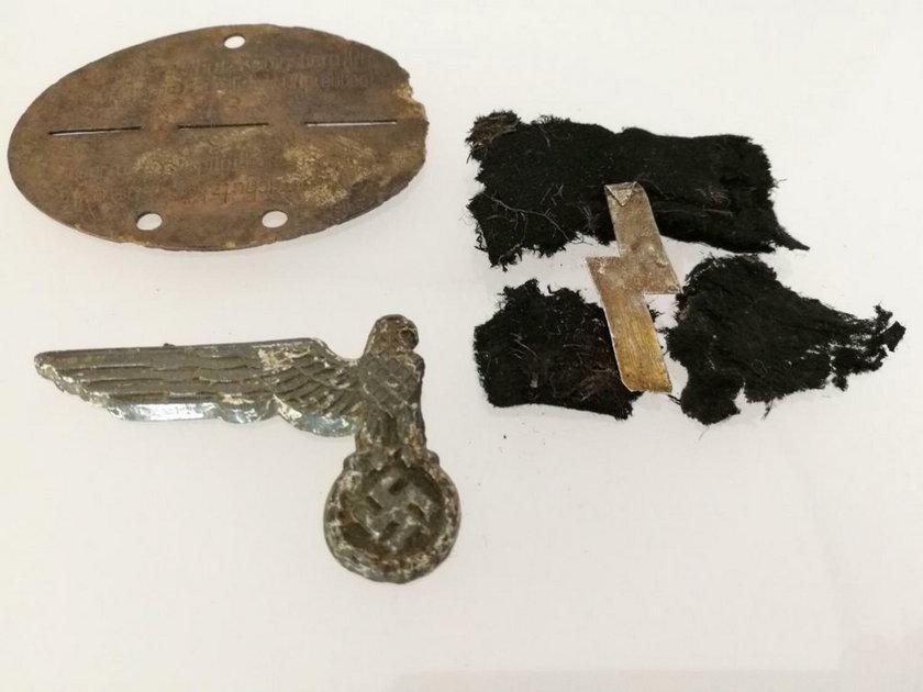 Wykopaliska archeologów na terenie muzeum Stutthof