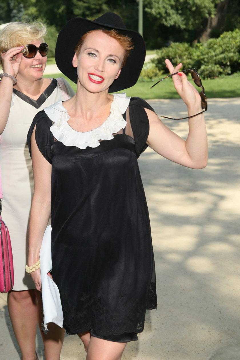 Nowe role Katarzyny Zielińskiej