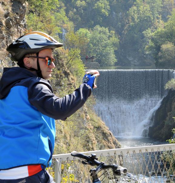 Zabranjen saobraćaj za motorna vozila: Zelena staza samo za šetače i bicikliste