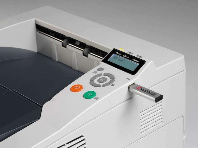 drukarka, Kyocera, promocja