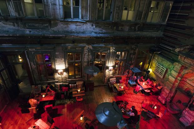 Brody Studio, Budapeszt
