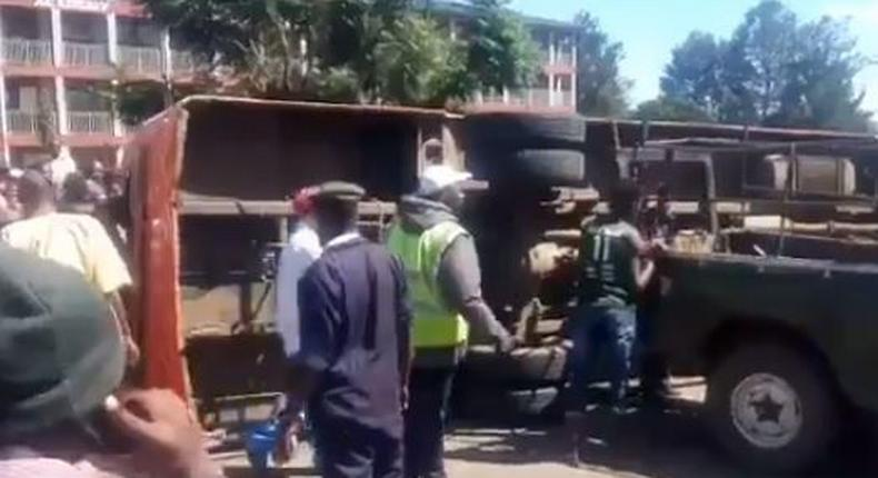 Woman dies after Jogoo Road accident involving Umoinner and boda boda