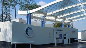 Pierwsza publiczna stacja tankowania wodoru