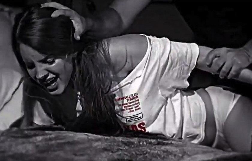 Szokujący filmik z udziałem Lany Del Ray