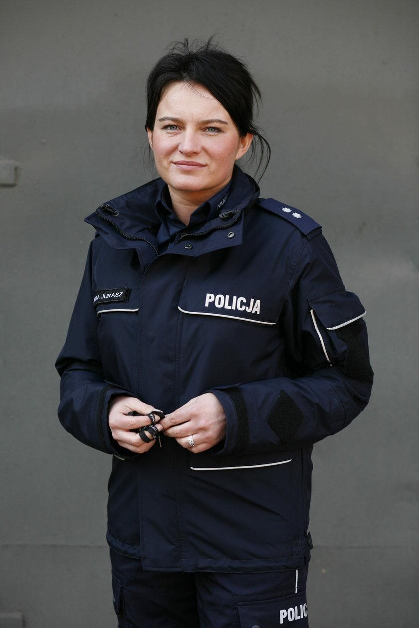 Elwira Jurasz, rzecznik bielskiej policji