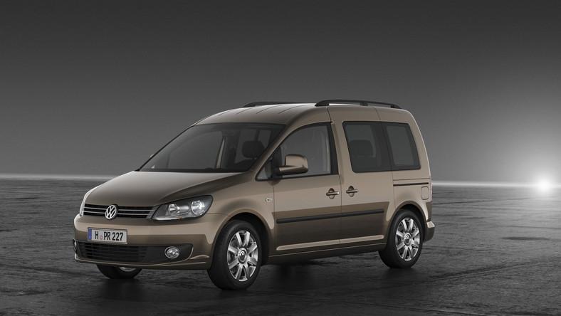 Nowy Volkswagen z Poznania