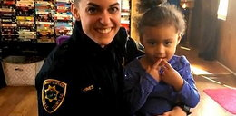 2-latka zadzwoniła na policję. Miała poważny problem
