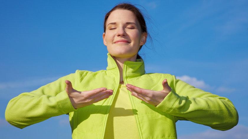 5 minut dziennie dla płuc - jak wspomóc ich funkcjonowanie