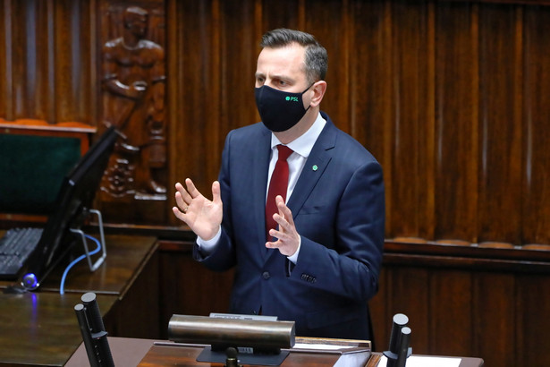 Władysław Kosiniak-Kamysz mówił, że źle się stało, że doszło do podziału opozycji