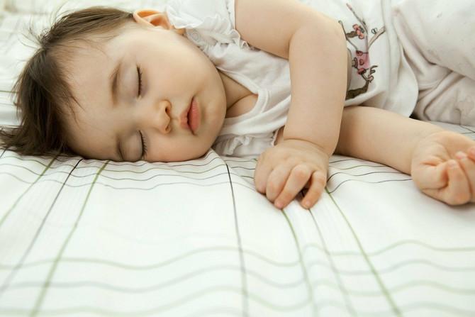 """Da vaša beba spava baš """"kao beba"""""""