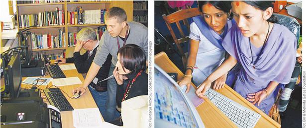 Biblioteka w Muszkowie w woj. lubuskim komputery od Gatesa dostała w lutym 2010 r. Podobny sprzęt od założyciela Microsoftu dostali m.in. Nepalczycy