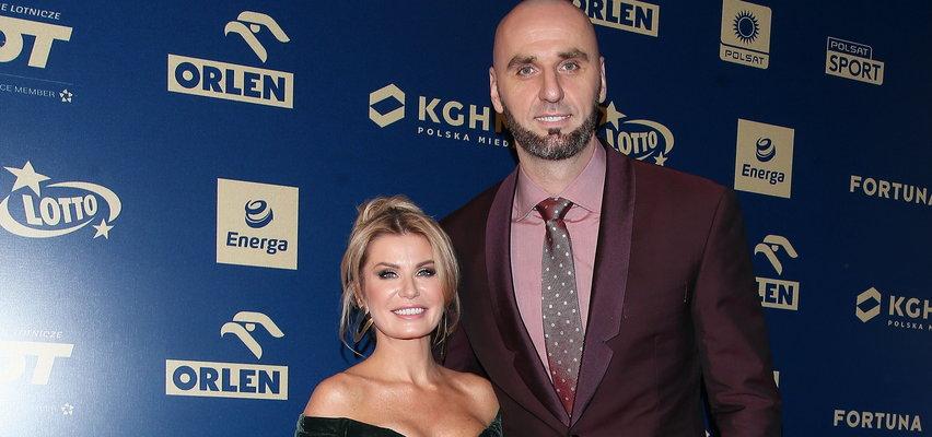 Po skandalu z Marcinem Gortatem, jego żona próbuje ratować wizerunek koszykarza? Internautki piszą, że współczują Żanecie...