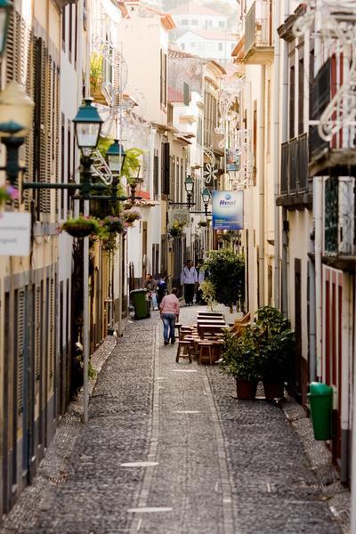 Rua de Santa Maria, Funchal
