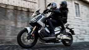 Terenowy skuter Honda X-ADV - znamy cenę