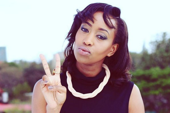 Janet Mbugua leaves social media