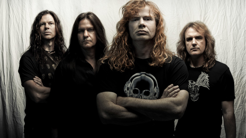Megadeth opuścili gitarzysta i perkusista